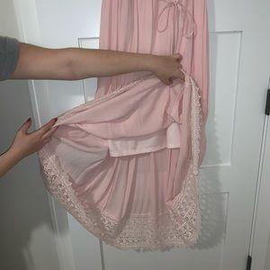 MATERHOOD pink dress